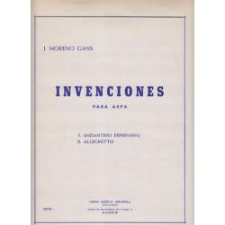 Moreno Gans J. - Invenciones
