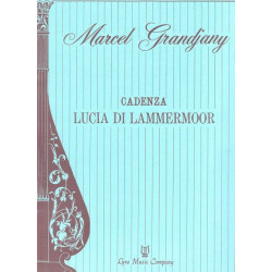 Donizetti Gaetano - Lucia di Lammermoor (Grandjany)