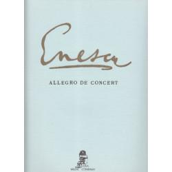 Enesco Georges - Allegro de concert
