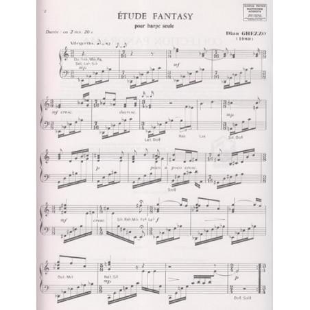 Divers Auteurs - Panorama de la harpe vol.3 - Oeuvres contemporaines