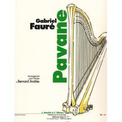 Fauré Gabriel - Andrès Bernard - Pavane