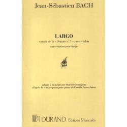 Bach Johann Sebastian - Largo de la 5
