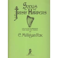 Milligan Fox C. - Songs of the irish harpers
