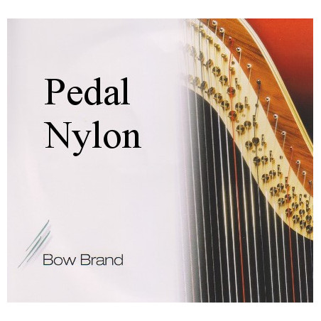 Bow Brand 02 (D) Ré Nylon (oktave 1)