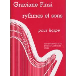 Finzi Graciane - Rythmes & sons