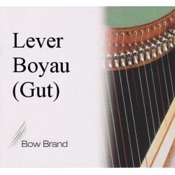 Bow Brand - N° 12 (16) - Ré (D) - Boyau (gut) - Celtique (Lever)