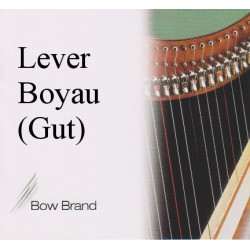 Bow Brand - N° 14 (18) - Si (B) - Boyau (gut) - Celtique (Lever)