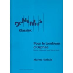 Flothuis Marius - Pour le tombeau d'Orphée