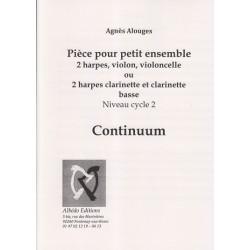 Alouges Agnès - Continuum (petit ensemble)
