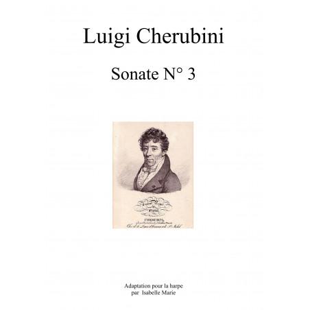 Cherubini Luigi - Marie Isabelle - Sonate N° 3