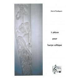 Pouliquen Hervé - Trois pièces pour harpe celtique