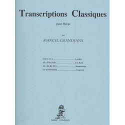 Grandjany Marcel - Transcriptions classiques
