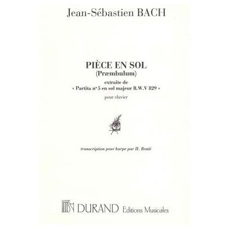 Bach Johann Sebastian - Pi