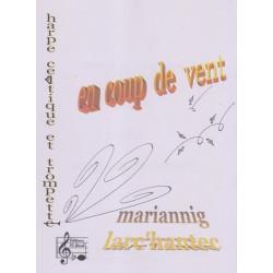 Larc'hantec Mariannig - En coup de vent (trompette & harpe celtique)