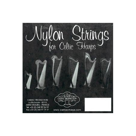 Camac nylon standard - harpe celtique - Do 00