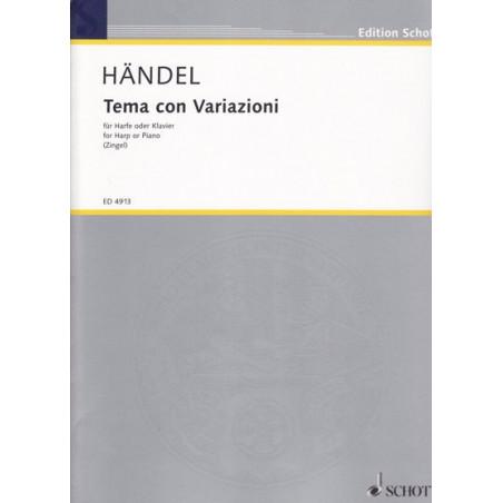 Haendel Georg Friedrich - Th