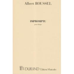 Roussel Albert - Impromptu