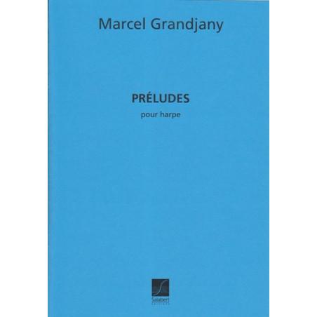 Grandjany Marcel - Pr