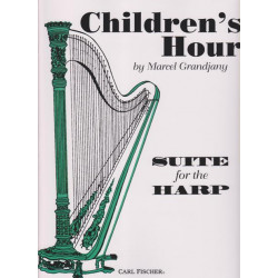 Grandjany Marcel - Children's hour (suite for the harp)