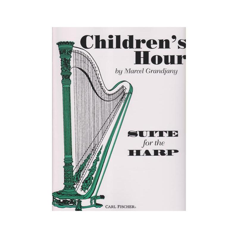 Grandjany Marcel - Children's hour (suite for the harp)