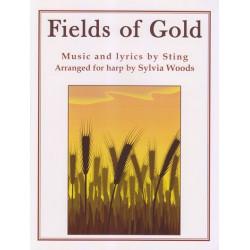 Sting - Fields of God - Arrangement Sylvia Woods
