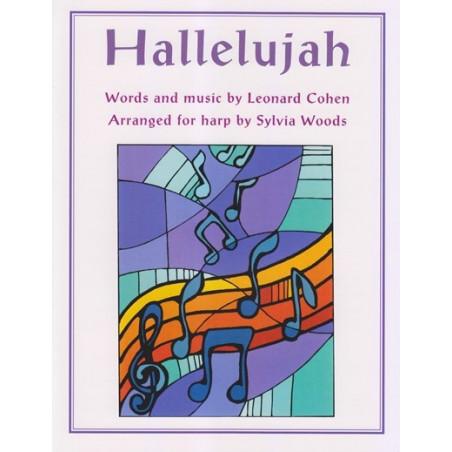 Cohen Leonard - Hallelujah - Arrangement - Woods Sylvia