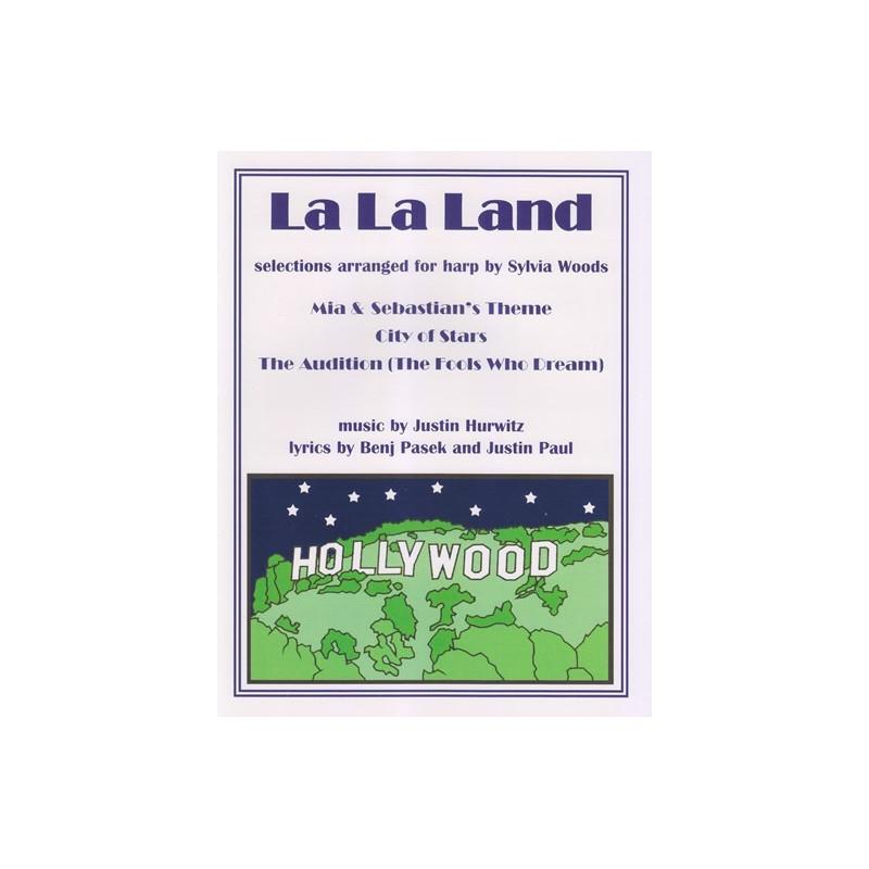 Hurwitz Justin - La La Land - Arrangement Woods Sylvia