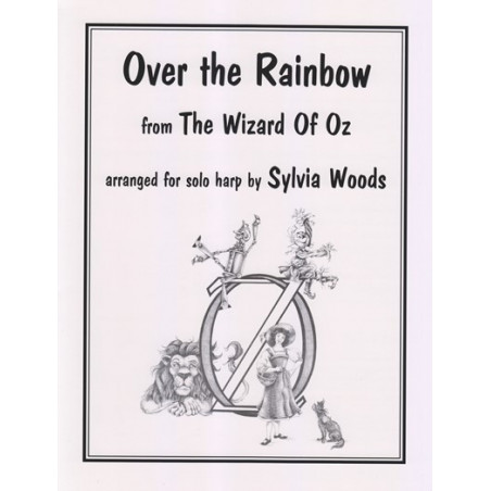 Arlen-Harold-Woods-Sylvia-Over-The-Rainbow