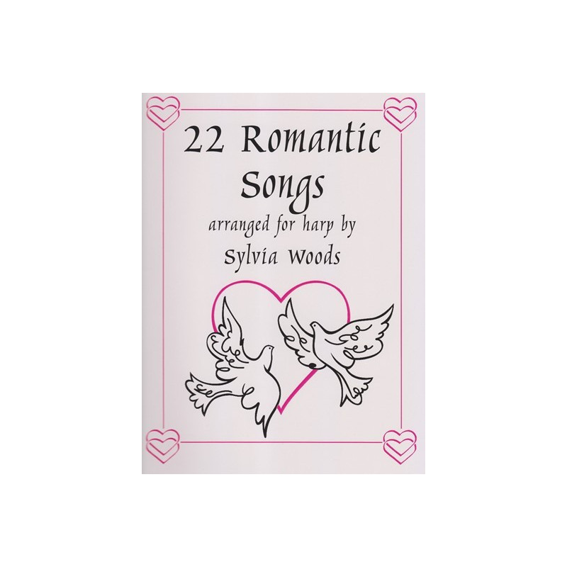 22 Romantic Songs Sylvia Woods