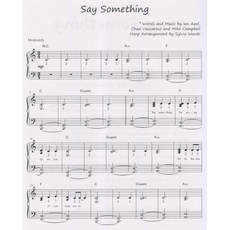 Axel - Vaccarino - Campbell - Sylvia Woods - Say Something