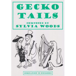 Woods Sylvia - Gecko Tails
