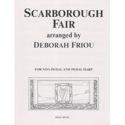 Friou Deborah - Scarborough Fair