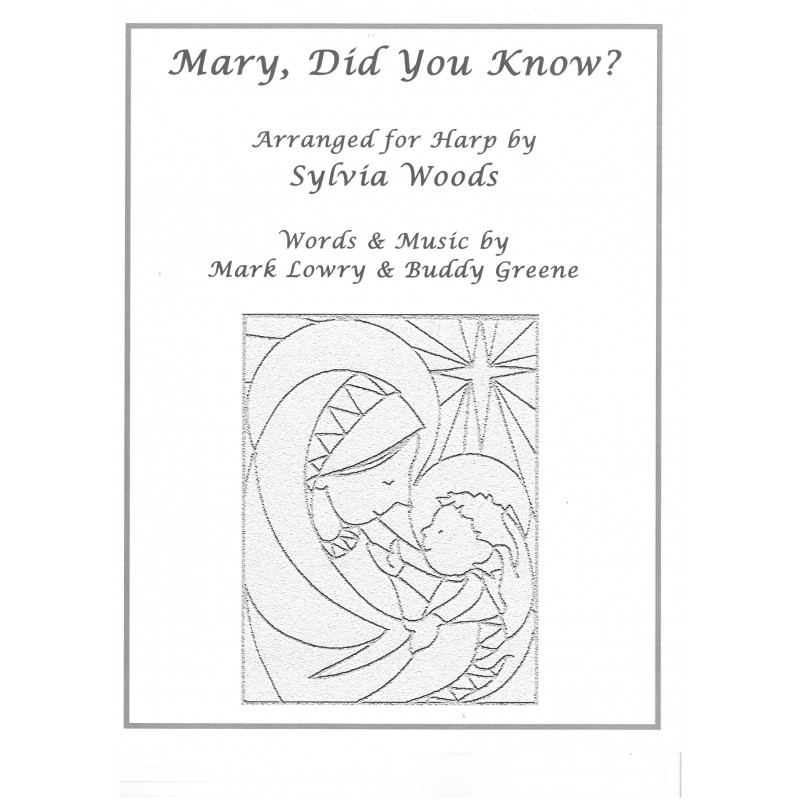 Woods Sylvia - Mary, Did You Know ?
