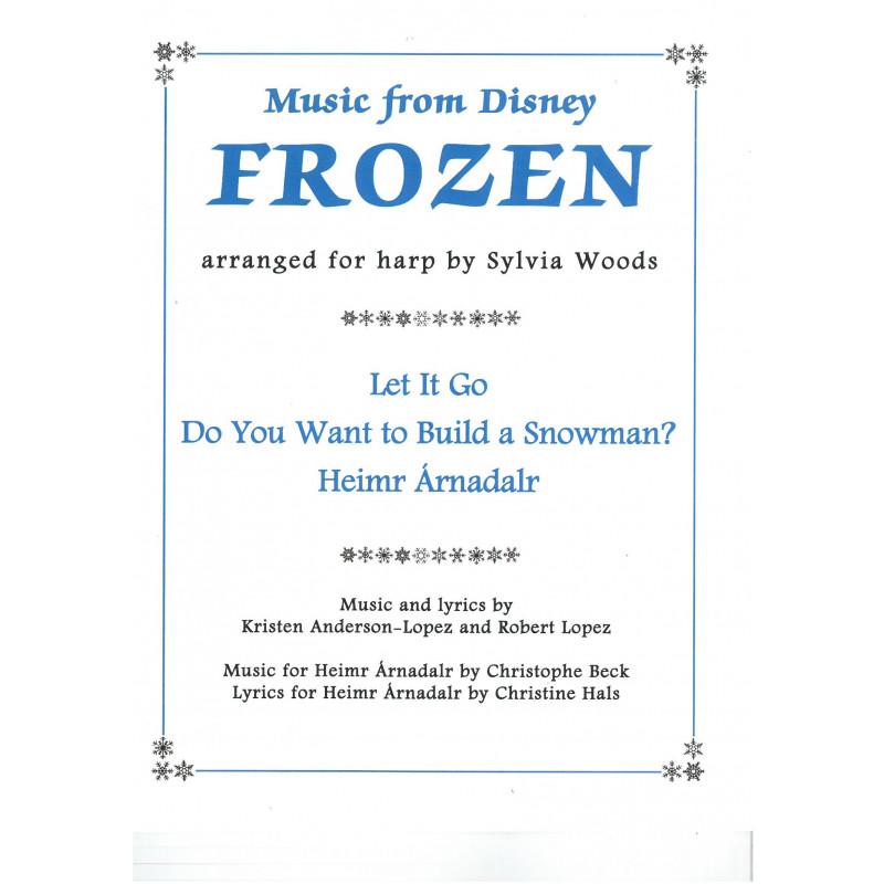 Woods Sylvia - Frozen