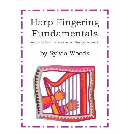 Woods Sylvia - Harp Fingering Fundamentals