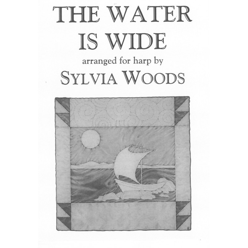 Woods Sylvia - The water is wide