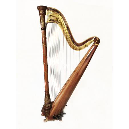 Occasion - Harpe Erard de 1906 - Empire torsadée
