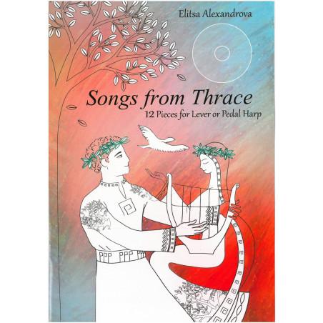 Alexandrova Elitsa - Songs from Thrace