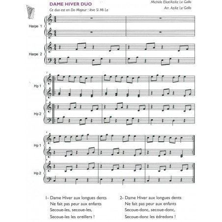 Le Gallo Aziliz - Recueil de chansons et contes