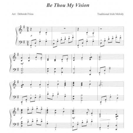 Friou Deborah - Be Thou My Vision