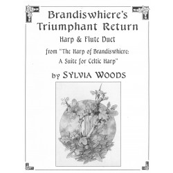 Woods Sylvia - Brandiswhiere's (Harp & Flute)