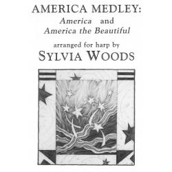 Woods Sylvia - America Medley