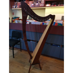 Occasion - Harpe Celtique Aïda - 34 cordes nylon
