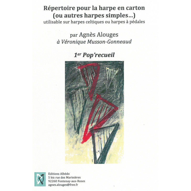 Alouges Agnès - 1er Pop'recueil