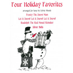 Woods Sylvia - Four Holiday Favorites