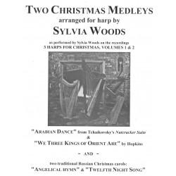Woods Sylvia - Two Christmas Medleys