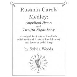 Woods Sylvia - Russian Carols Medley