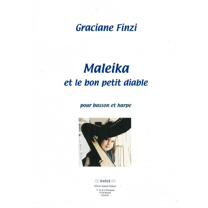 Finzi Graciane - Maleika et le bon petit diable