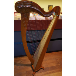 "Harpe Camac ""Mélusine"" 38 cordes nylon"