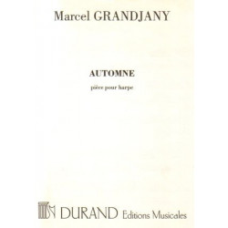 Grandjany Marcel - Automne